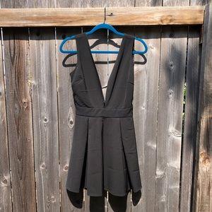 Lucy Paris little black dress